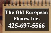 Seattle Hardwood Floors - The Old European Floors, Inc.