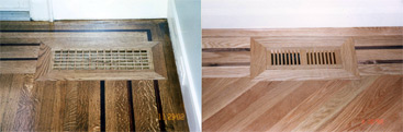 OAK HARDWOOD FLOORS AND STEPS 2 - Seattle