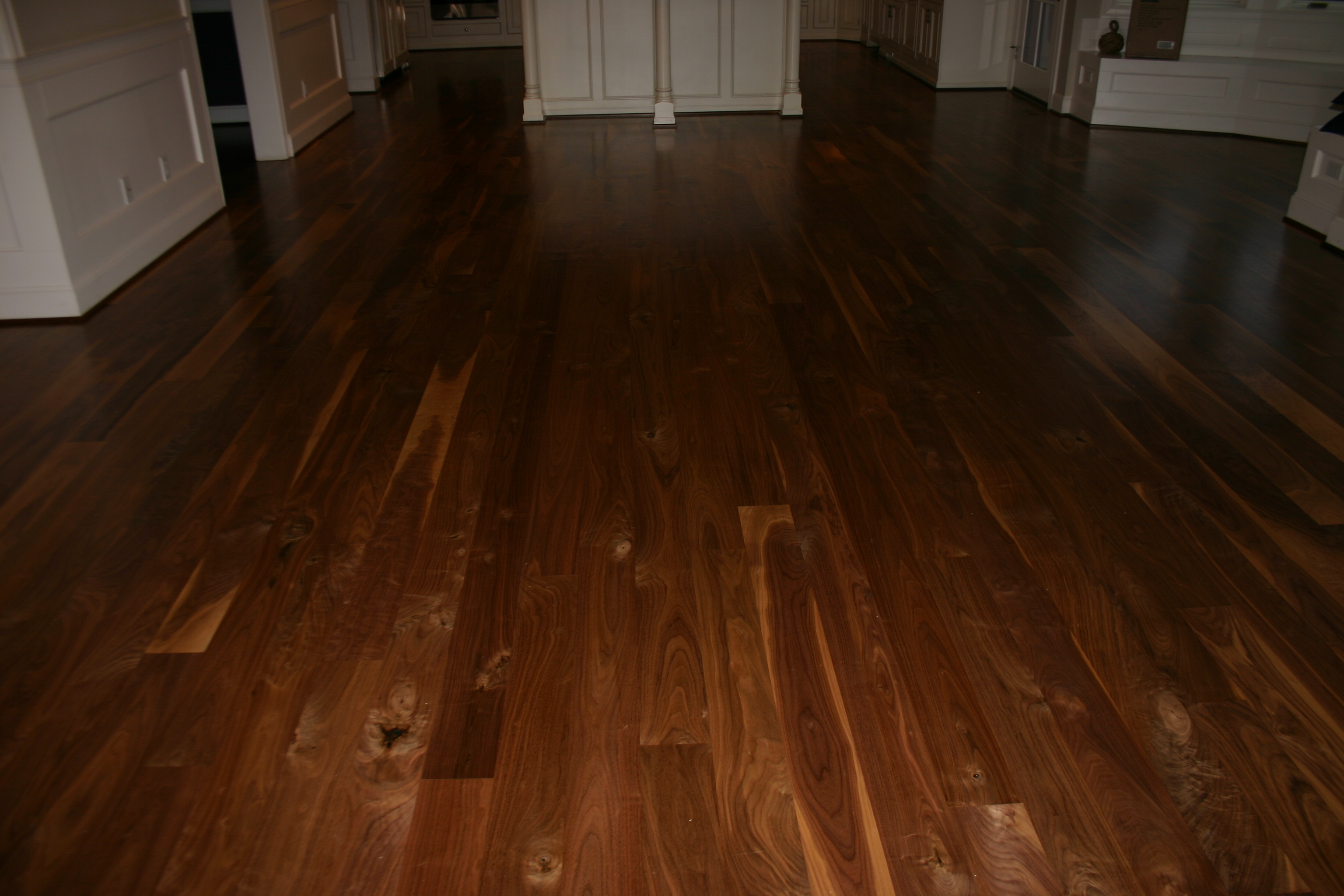 Walnut Flooring - Seattle