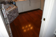 White Oak Hardwood Flooring and Steps  6 - Seattle