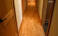 Oak Hardwood Flooring and Steps - North Seattle
