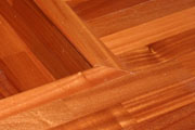 Sapella engineered flooring and steps 70% FSC Hardwood Floors - Seattle