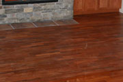 Sapella engineered flooring and steps 70% FSC Hardwood Floors 2 - Seattle